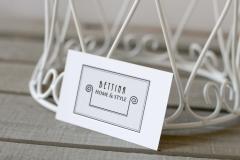 Bettina Home Style - logo