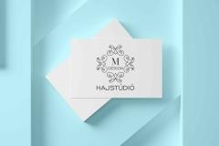 M Design Hajstúdió - logo